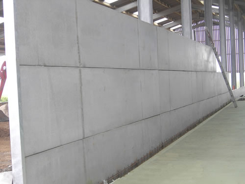 prestressed and precast concrete wall panels